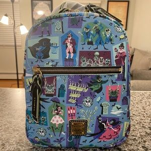 Disney Dooney and Bourke Haunted Mansion Backpack